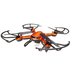 Фотография JJRC H12C Mini Phantom 2 Drone 2.4G 4CH Headless Mode One Key Auto Return RC Quadcopter with 5MP Camera