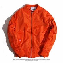 2017 Spring Autumn Winter Pilots Jacket Hip Hop Suit Winter Windbreak Pink Black Green Women Unisex Bomber Jacket XS-3XL(China (Mainland))