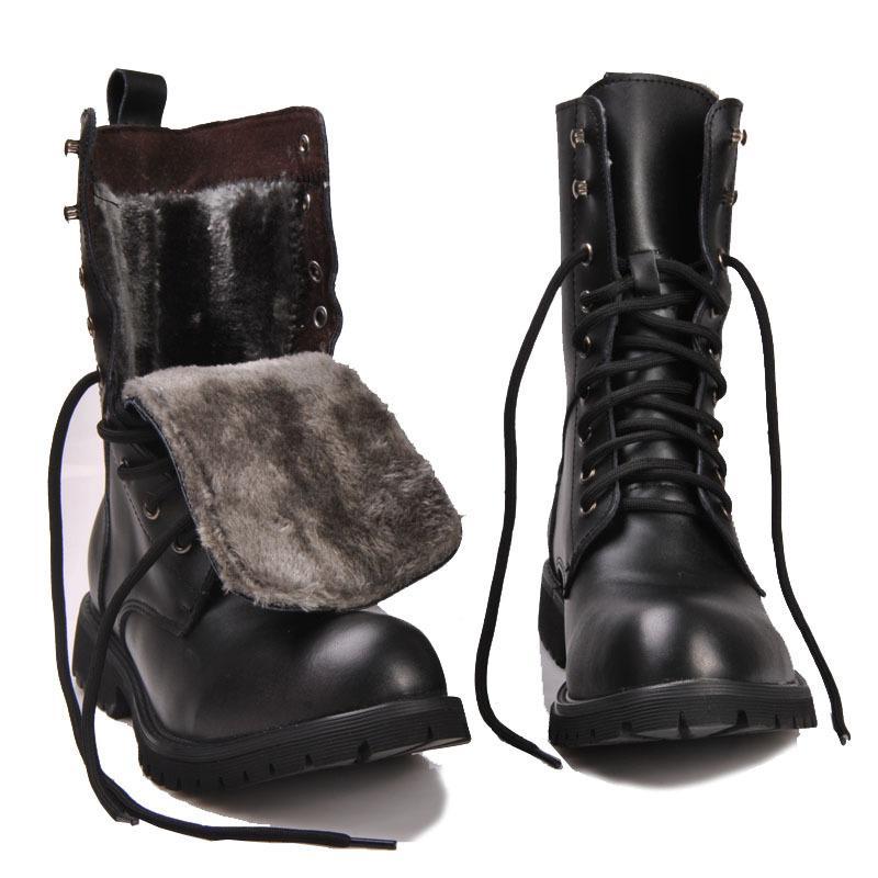 2015 brand new luxury design winter mens warm boots