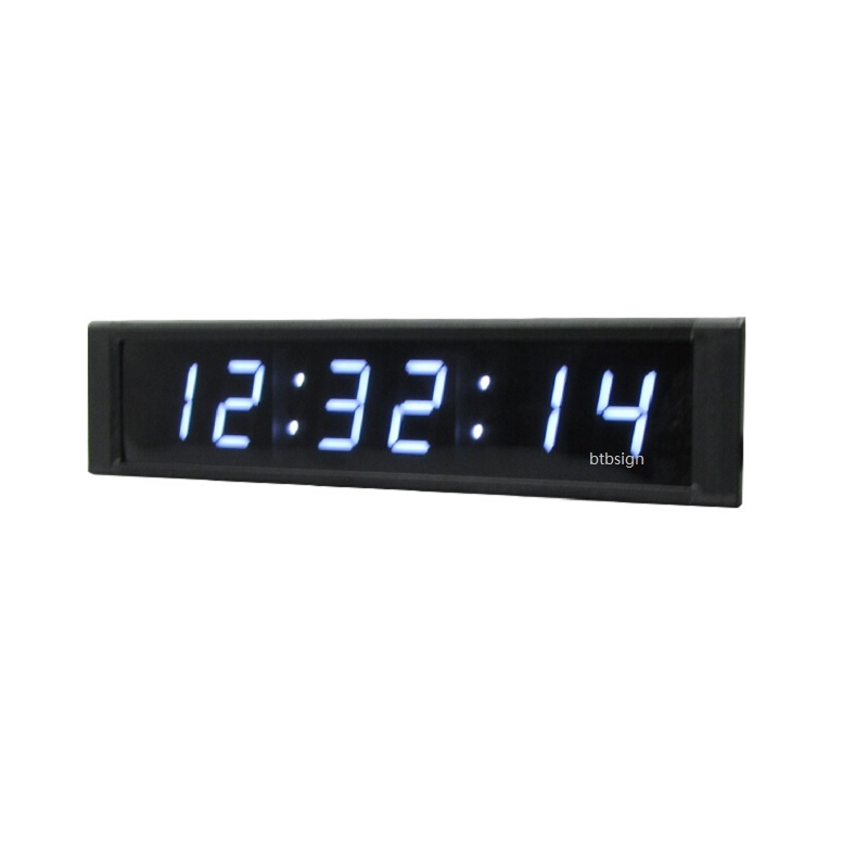 Popular Led Digital Wall Clocks Buy Cheap Led Digital Wall