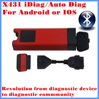 New Arrival Launch X431 X-431 iDiag X431 auto diag diagnostic Tool Bluetooth for For iOS or Android Diagnostic-Tool