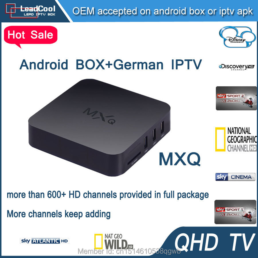 Android Iptv Media Box Iptv Arabic Tv Android Apk Account For European Iptv One Year Subscription Canal+ French Iptv Full Hd(China (Mainland))