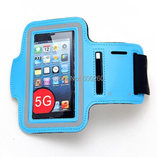 Sports Running Jogging Gym Arm Band Case Cover Holder for iPhone 5 5G 5C 5S(China (Mainland))