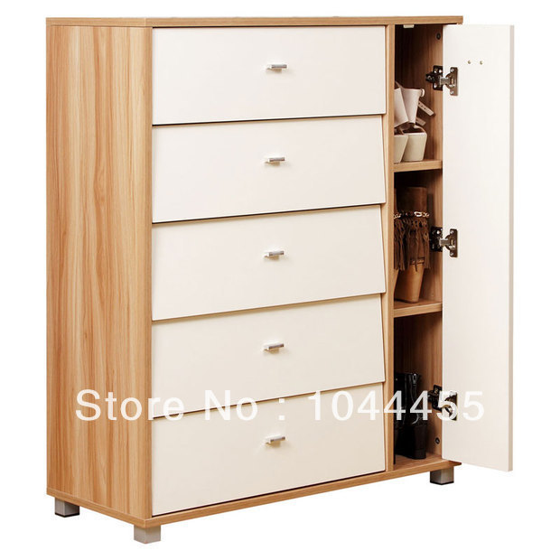 2014 new wooden shoe rack living room furniture storage cabinet with doors in wood cabinets from. Black Bedroom Furniture Sets. Home Design Ideas