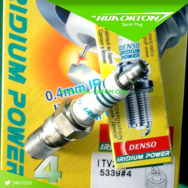 Free shipping Denso DENSO POWER IRIDIUM spark plug 5339 ITV20, For BUICK,GMC,ford,jaguar,lincoln,mazda,MERCURY, Made in Japan<br><br>Aliexpress