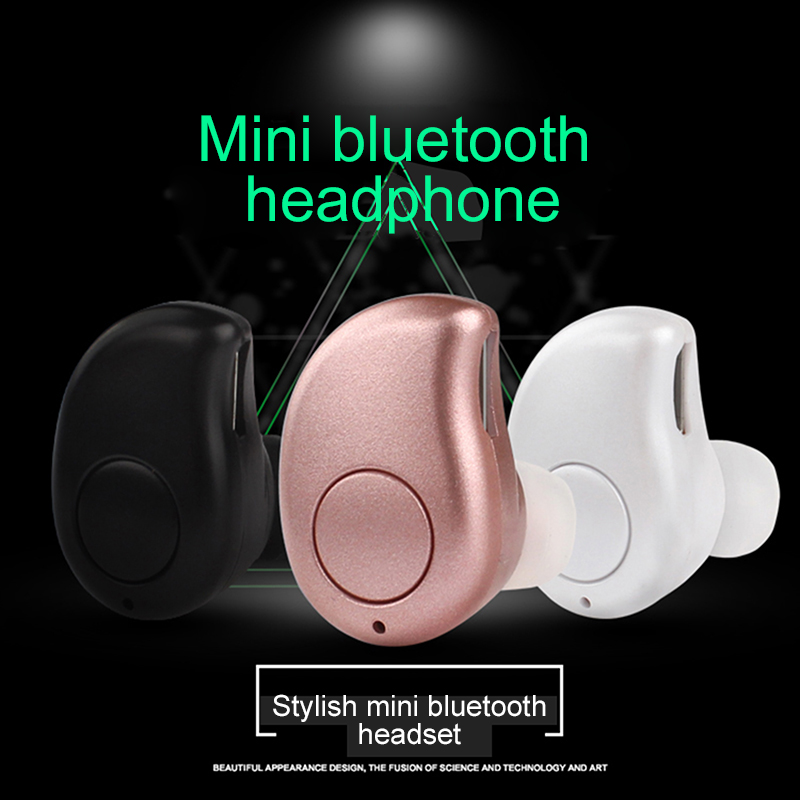 Ollivan S530 Plus Bluetooth Earphone Mini Earbuds Invisible Wireless Headset With Mic One For Two In-ear Auriculares For Phones (2)