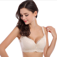 Sexy Womens Embroidery Lace Bra Lingerie Underwear Push-Up Padded Bra Underwire Hot Free Shipping