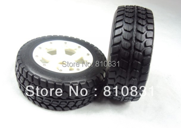 Freeshipping The front general road tires kit for baja 5T/SC<br><br>Aliexpress