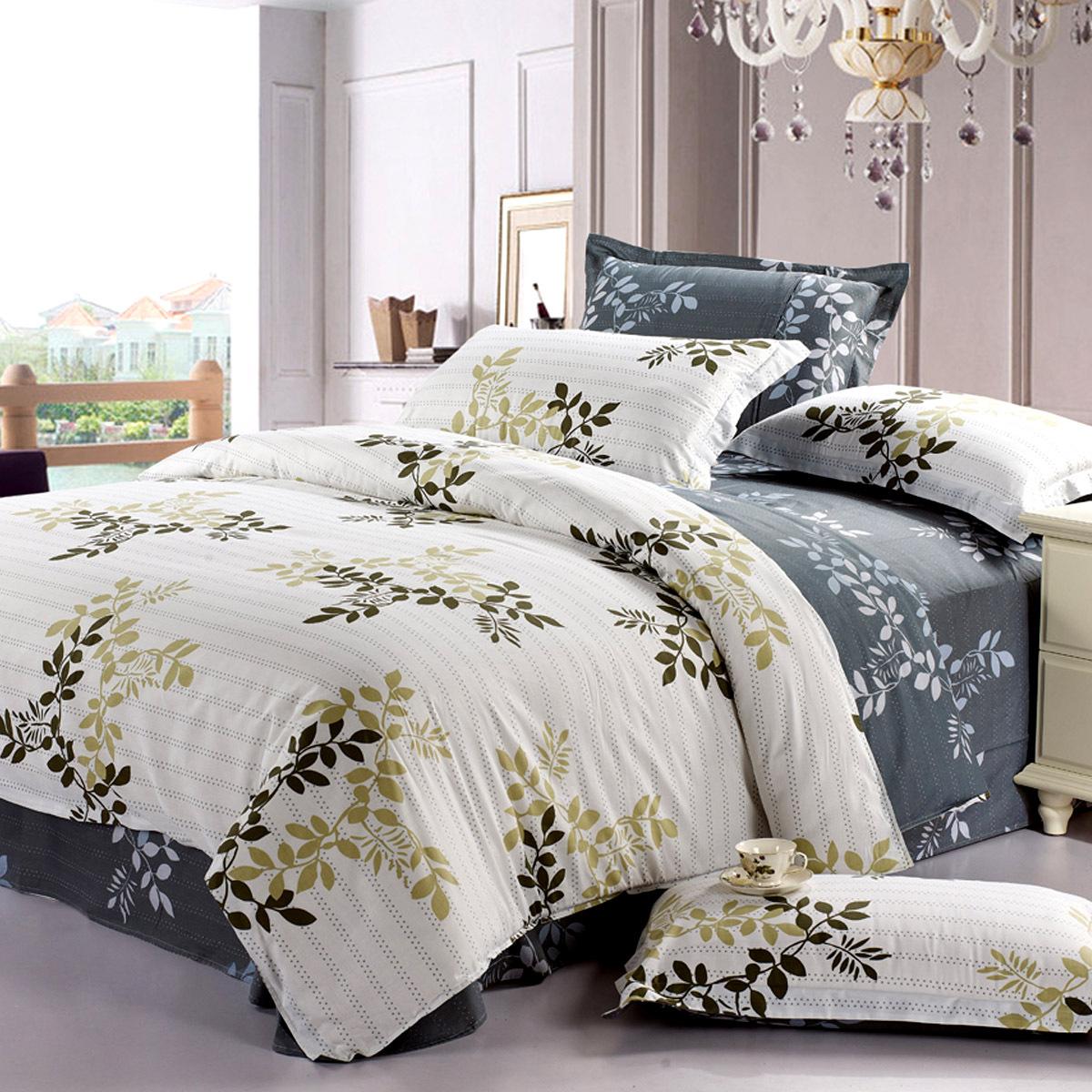 luxury hotel bedding set, Bond b06141 ,cotton bed sheets freeshipping(China (Mainland))