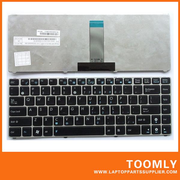 ORIGINAL LAPTOP KEYBOARD FOR Asus EEE PC Netbook 1200 1201 Laptop Keyboard - 04GNX62KUS00-3<br><br>Aliexpress