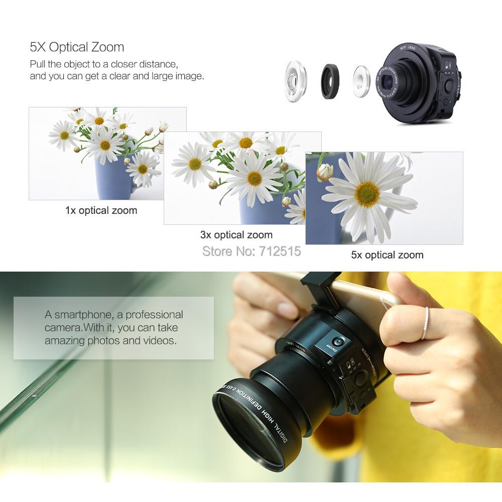 Amkov OX5 AMK-OX5 Digital Cameras-2.jpg