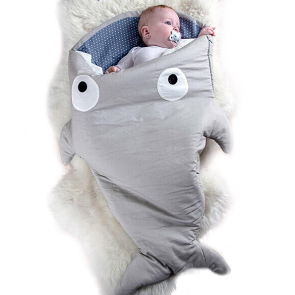 Cute Soft Winter Cotton Baby Sleeping Bag Newborns Infant ...