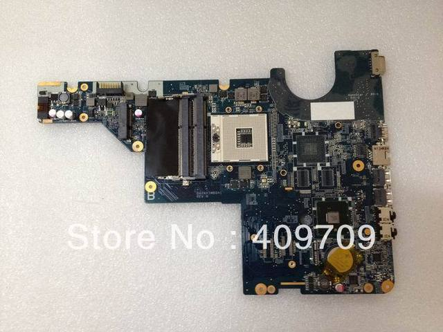 free shipping Laptop components for HP CQ42 G62 Laptop Motherboard 595184-001 DAOAX1MB6H1 100% new