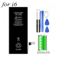 New Battery For IPhone 6 6G Replacement Battery 4 7 Inch 3 82V Polymer Real 1810mAh