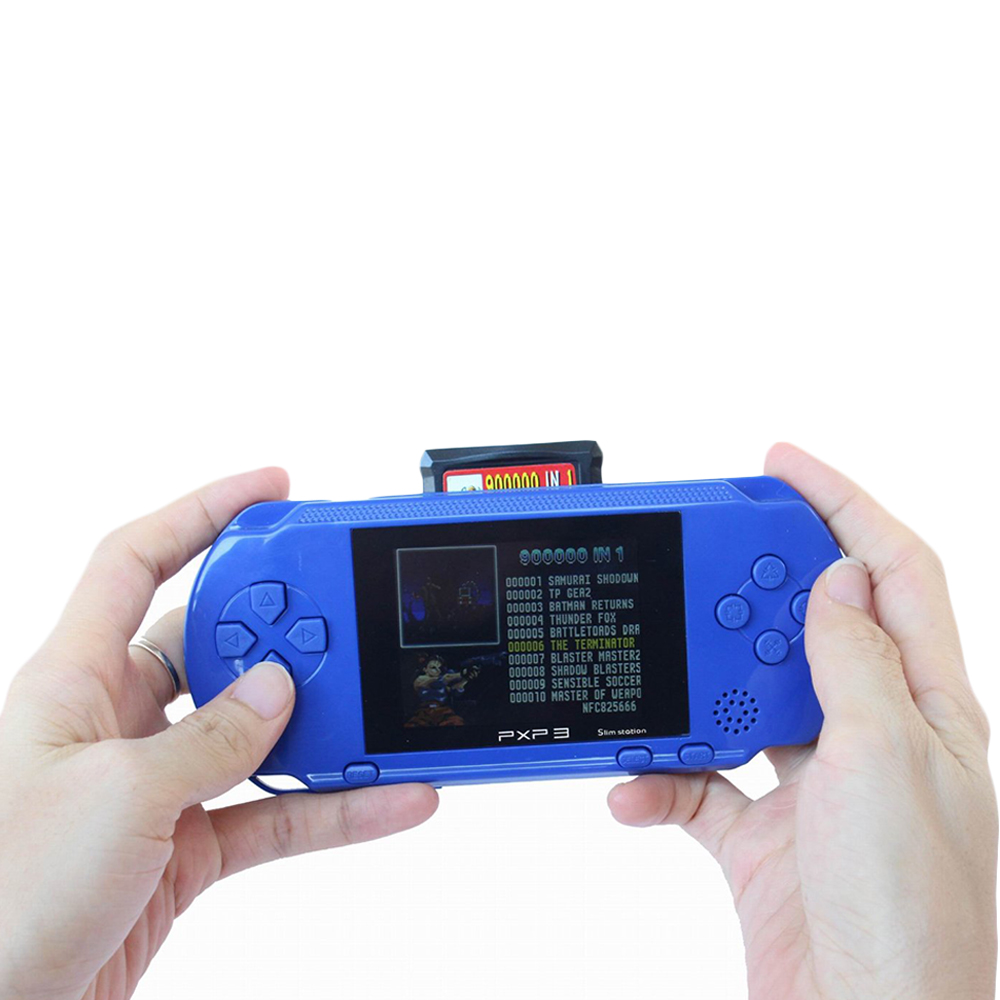 NEW 16 bit Handheld Game Console Portable Video Game 200+ Games Retro Megadrive PXP3(China (Mainland))