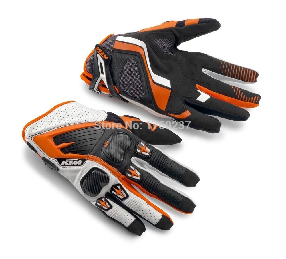 2015 Ktm Motorcycle Gloves Ktm Rallye Race Glove Top