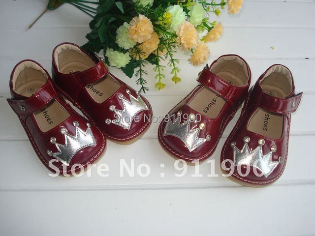 Free shipping black with sliver crown baby toddler  shoes with shining stone spring autumn children girl shoes 3 colors