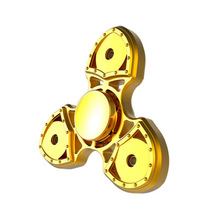 Buy 2017 Tri-Spinner Fidget High-Speed Hand Spinner Triangle Plastic ABS Steel Balls Bearing Finger Fidget Toy Anti Stress for $2.98 in AliExpress store