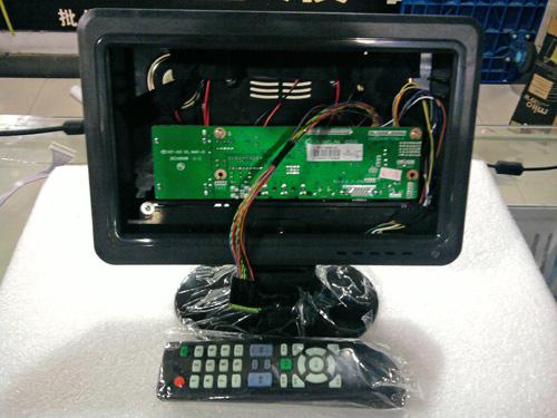 LP101WH1-TLA3 10.1-inch netbook screen TV including housing retrofit TV + AV + VGA + HDMI(China (Mainland))