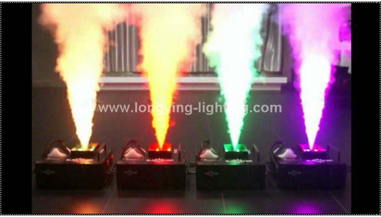 1500w 24x3w spray led fog machine (9)