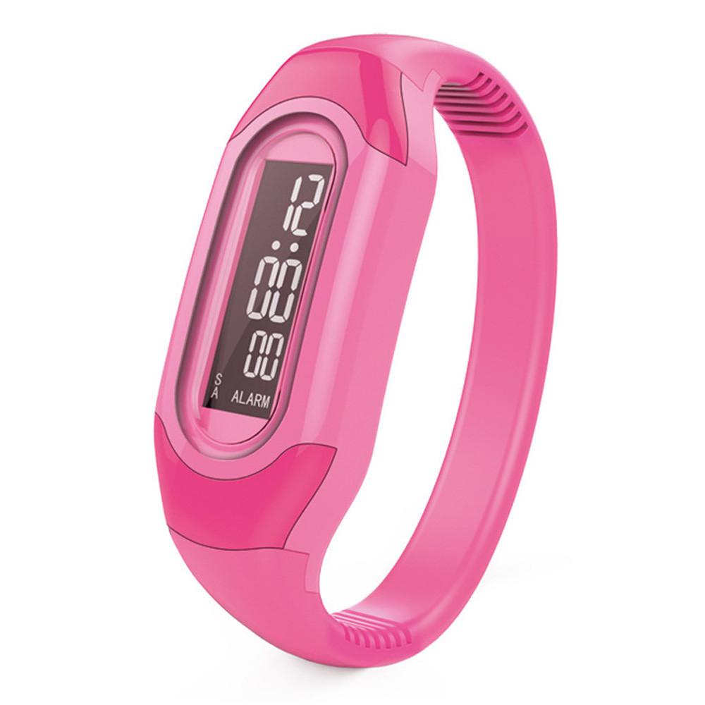 Women men Watches LED Electronic Bracelet Clock Electronic Sport wristwatch wholesale