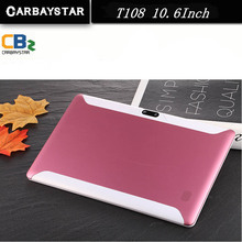 CARBAYSTAR 10.6 inch T108  Android 5.11  tablets computer Smart android Tablet Pcs, Octa core dual sim card Tablets pc(China (Mainland))