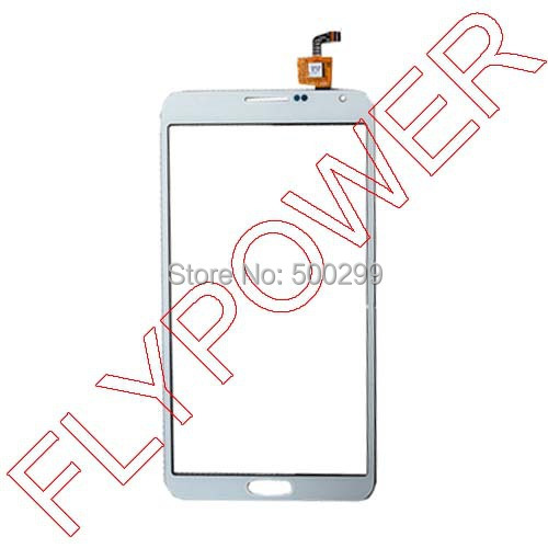 Star Ulefone N9002 Touch Screen Digitizer glass panel white