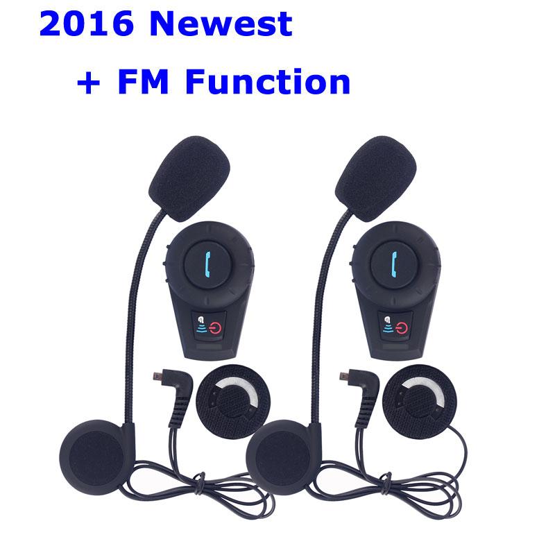 AU, UK , US Ship! 2 x 500M Bluetooth Helmet Comunicador Bluetooth Helmet Headset/Intercom Hands-free Calling for Motorcycles(China (Mainland))