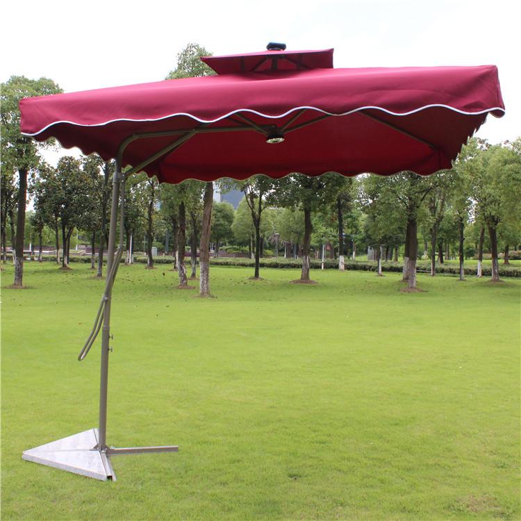 Cheap outdoor umbrellas umbrella sun anti- wrench Rome patio Garden<br><br>Aliexpress
