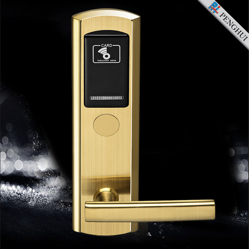 Hotel Door Card Reader Card Reader Door Lock