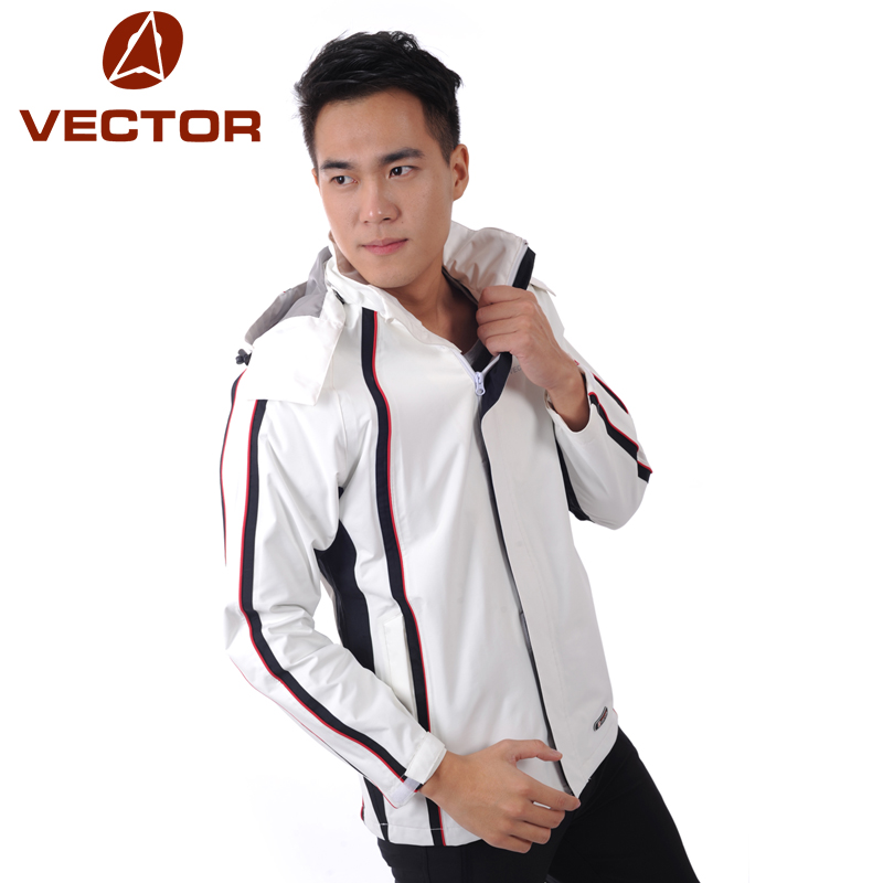 VECTOR Outdoor Jacket Men Windproof Waterproof Jacket Male Windstopper Camping Hiking Jackets Outdoor Windbreaker 60012(China (Mainland))
