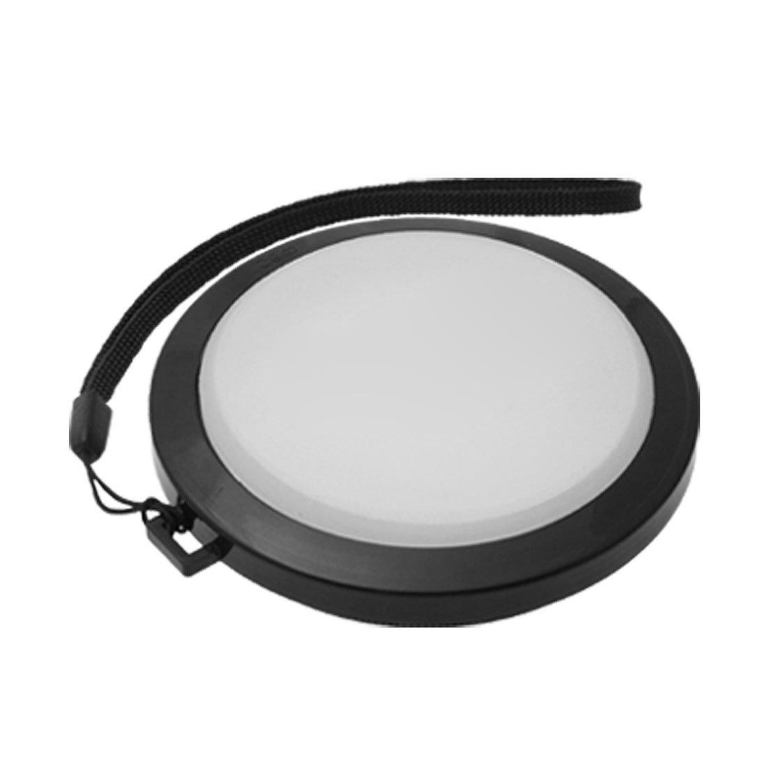 EDT-82mm White Balance DC/DV Camera Lens Cap Filter Mount