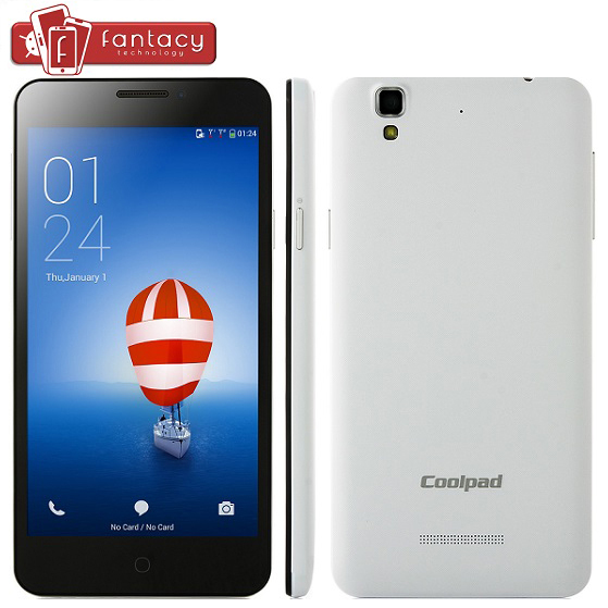 "100% Original Coolpad F2 MSM8939 Octa Core 1.5GHz 4G FDD LTE Android 4.4 2G RAM 5.5"" Gorilla IPS 13MP Mobile Phone(China (Mainland))"