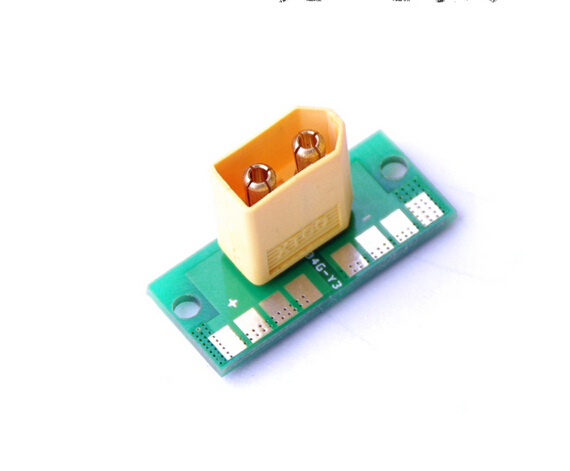 XT60 Mini Power Distribution Board 33*14mm for FPV for Sigan Quadcopter and Other Mini Multicopter Free Shipping<br><br>Aliexpress