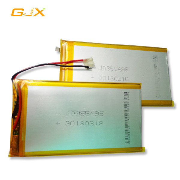 Battery manufacturers sell custom tablet slim lithium polymer battery 3.7v lithium(China (Mainland))