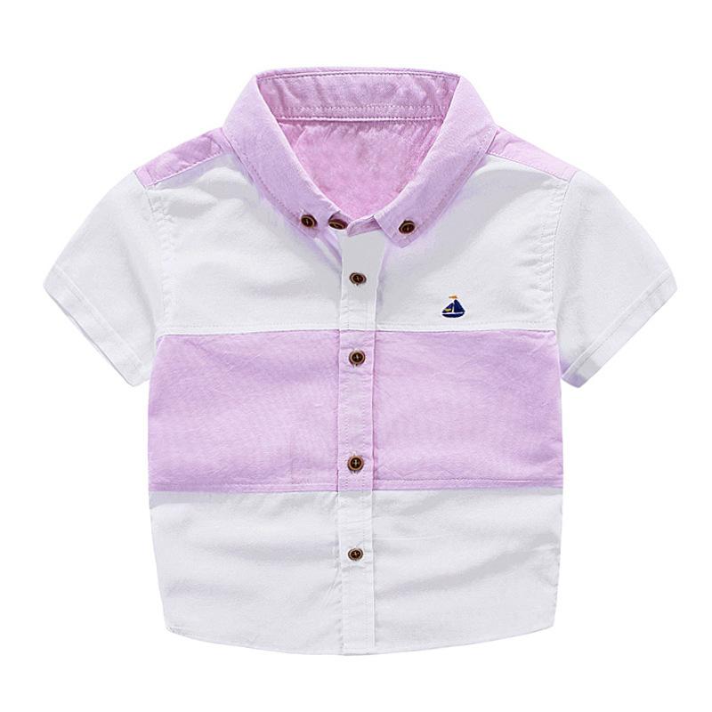 Рубашка для мальчиков 2016 CG074