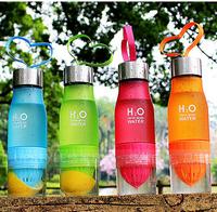 2015 году моя бутылка 500 мл пластиковые портативный бутылки воды сывороточного белка Открытый Велоспорт лимонный сок легко пространство Кубок 500 мл