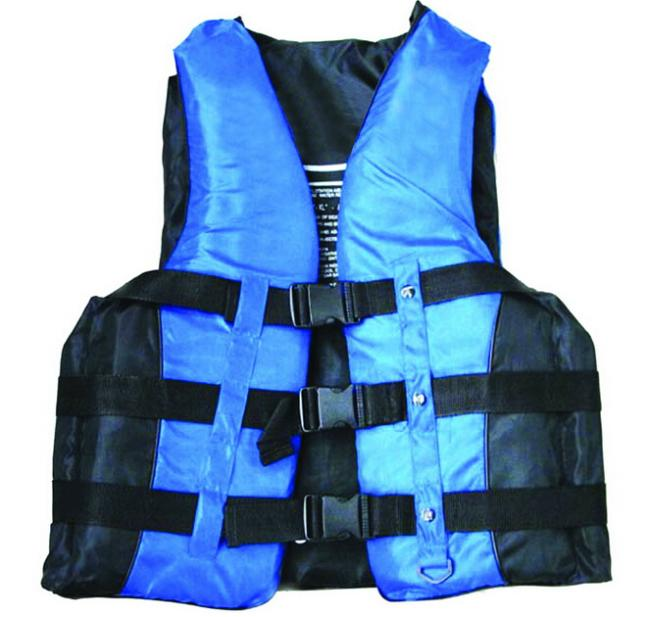 Adult Life Vest Professional Life Jacket Suitable for Fishing Inflatable Boat Life Jacket Water Sports Free Shipping(China (Mainland))