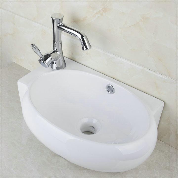 Washbasin 2014 TW321010000 Vessel Lavatory Basin Bathroom Sink Bath ...