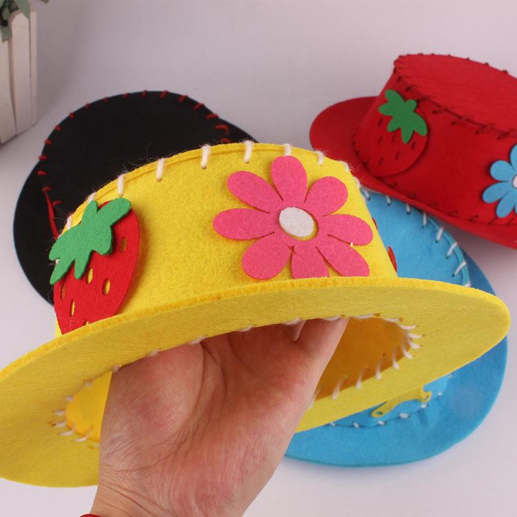 Шляпа для детского сада