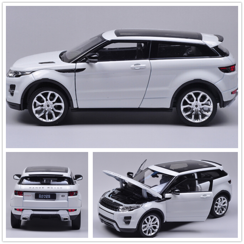 1pcs SUV CAR Range Rover Evoque CARS 2 Metal ABS 18cm 1:24 Open Door Hood Collection Birthday KIDS GIFTS TOY Static Model(China (Mainland))