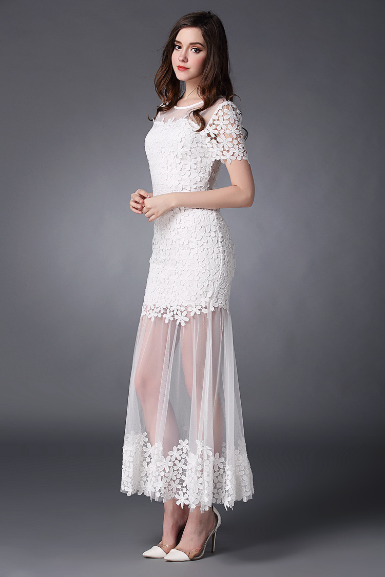 1000 images about bridal gown ankle length on pinterest for Wedding dresses ankle length