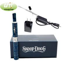 SDOG Fashion Snoop Dogg Dry Herb Electronic Cigarette Kits,Healthy Herbal Vaporizer Dry Herb Vaporizador Drop Shipping(China (Mainland))