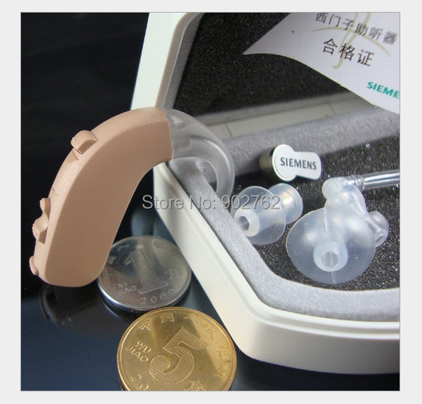 Super Power Siemens LOTUS 23P Digital BTE Hearing Aid, NEW digital audifono,sound amplifer , A13 battery, Free shipping(China (Mainland))