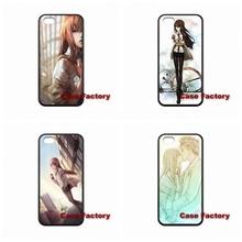 protector Screen TPU Mobile Case Cover Steins Gate Anime For Samsung Grand Grand2 Grand3 prime S Advanced