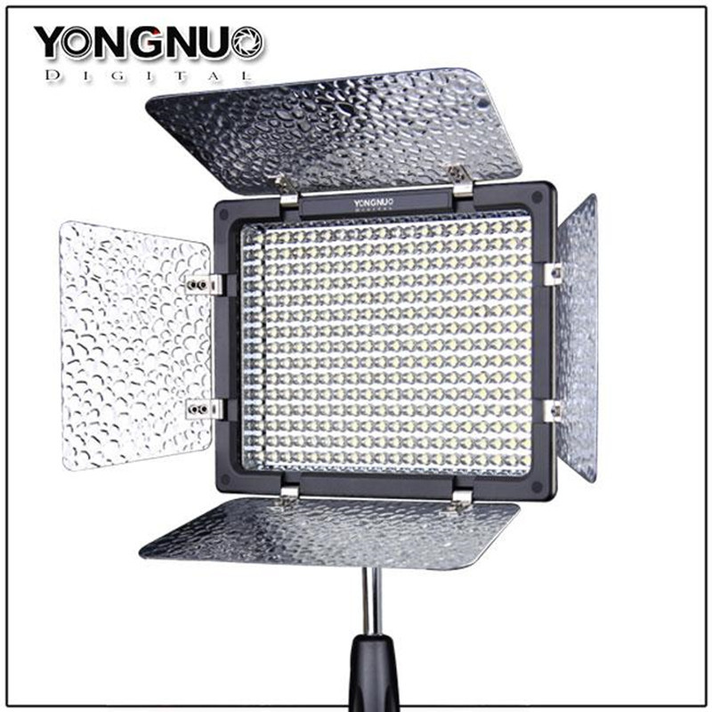 Yongnuo YN-300 III LED Video Light 3200K-5500K For Canon 350D 700D 650D 600D 70D<br><br>Aliexpress
