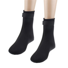 3MM Pair Diving Scuba Surfing Swimming Water Sports Sand Socks Boot Wet Neoprene(China (Mainland))