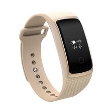 Floveme smartwatch relógio inteligente pulseira smartband pista saúde esporte fone de ouvido bluetooth para a apple ios android electronic device wearable(China (Mainland))