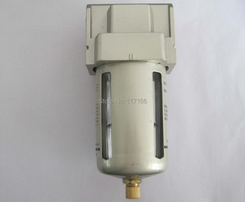pneumatic elements AF Series air source treatment filter unit AF3000-03 Filter and G3/8  Manual drainage