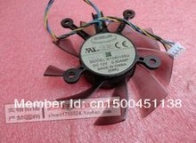 EAH7850 HD7850 HD6850 graphics card fan R128015SU see the baby details(China (Mainland))